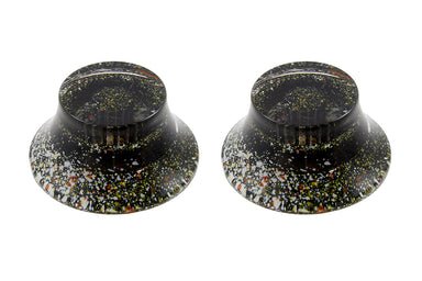 PK-0149 Set of 2 Speckled Bell Knobs
