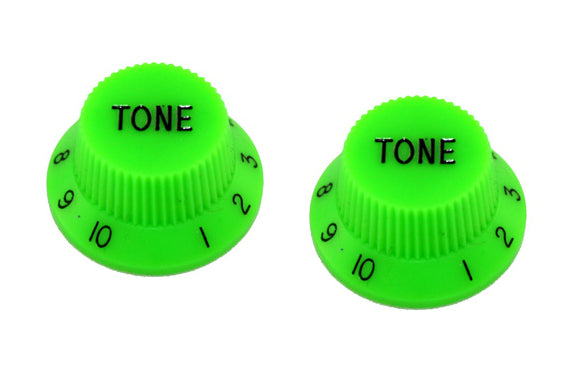 PK-0153 Set of 2 Plastic Tone Knobs for Stratocaster®