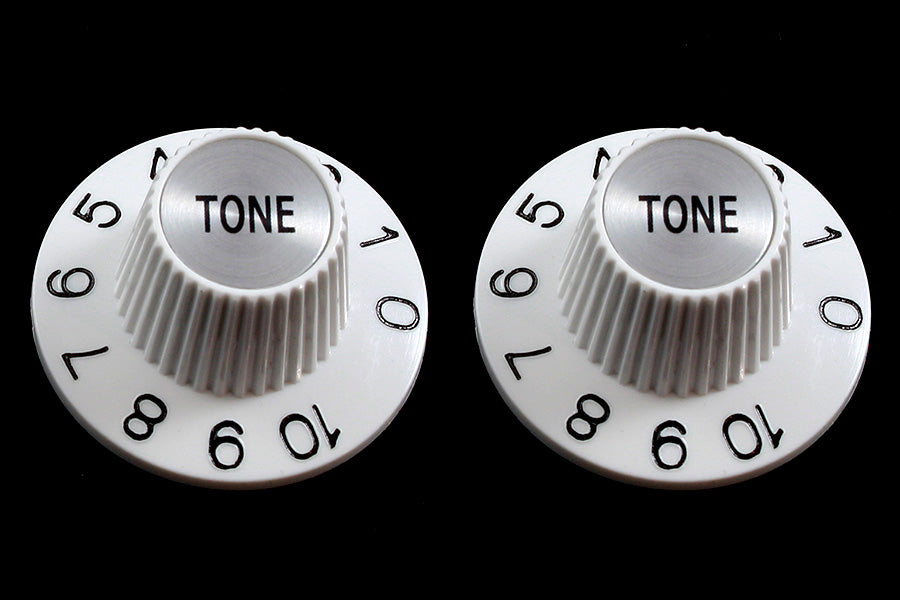 PK-3242 Set of 2 Witch Hat Tone Knobs