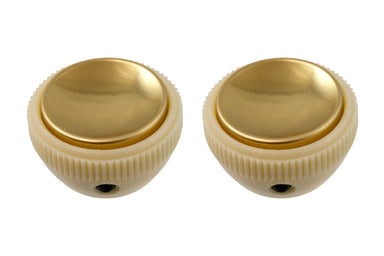 PK-3280 Set of 2 Hofner-style Tea Cup Knobs