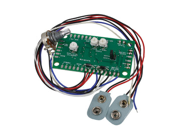 PU-6412 Buffer with Volume for Piezo Bass