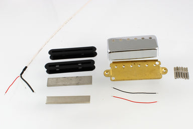 PU-6990 50mm Mini Humbucking Pickup Kit
