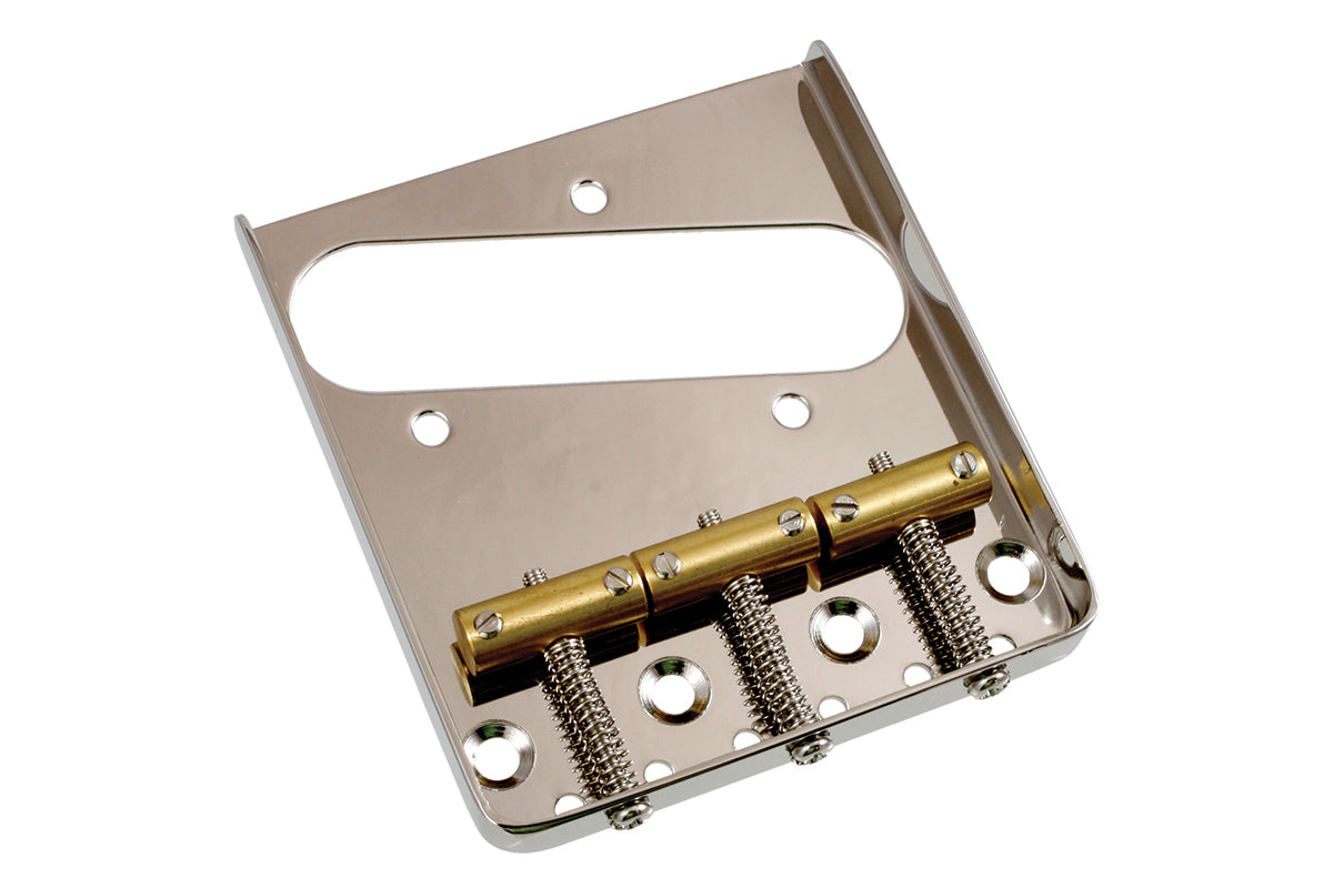 TB-5120 Vintage-style 3 Saddle Bridge for Telecaster