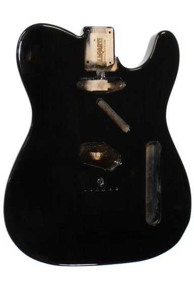 TBF-BK Black Finished Replacement Body for Tele
