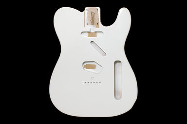 TBF-OW Olympic White Finished Replacement Body for Tele