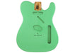 TBF-SFG om Green Replacement Body for Telecaster