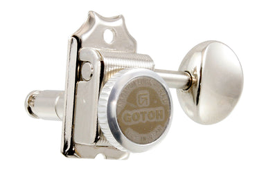 TK-0769 Gotoh SD91-MGT Vintage-style Locking 6-in-line Tuners