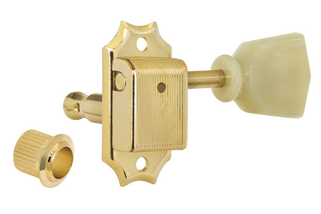 TK-0770 Gotoh SD90 Vintage-style 3x3 Keys with Keystone Buttons