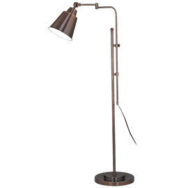 Ott Lite Provo Oil Rubbed Bronze Adjustable Floor Lamp