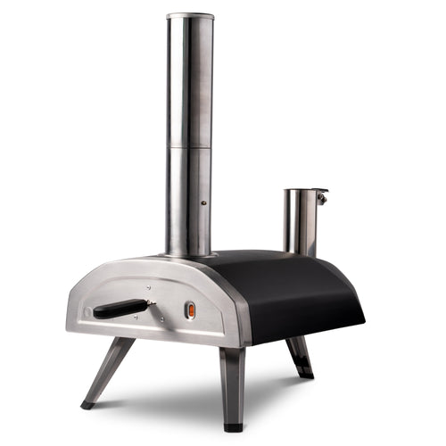 Ooni Fyra | Portable WoodFired Pellet Outdoor Pizza Oven