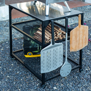 Ooni | Modular Portable Pizza Oven Table - Medium Size