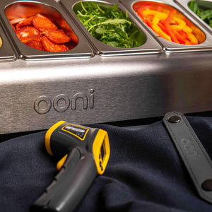 Ooni | Stainless Steel Pizza Topping Station