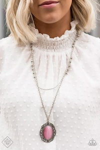Endlessly Enchanted - May 2020 Fashion Fix Necklace - Glimpses of Malibu