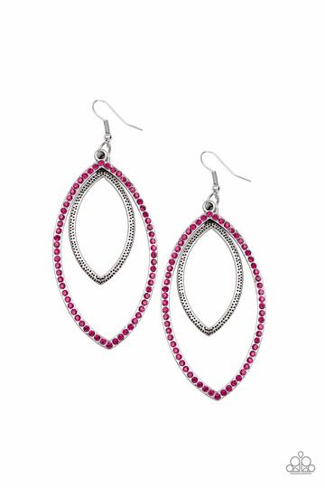 High Maintenance - Pink Earring