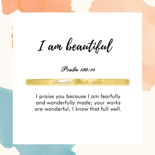 Beautiful - Psalm 139:14 - Today & Me