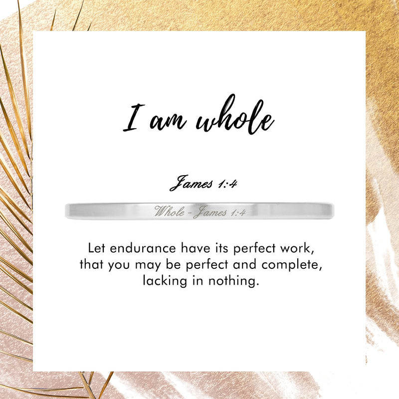 Whole - James 1:4 - Today & Me