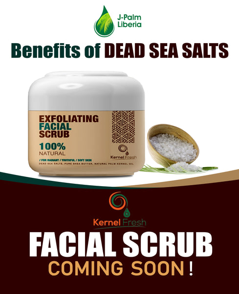 Benefits of Dead Sea Salts