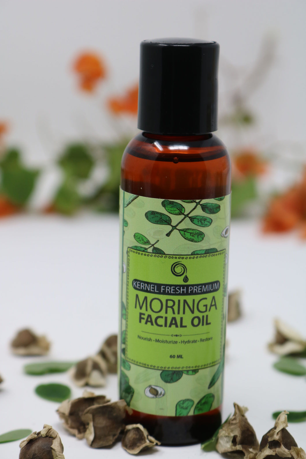 Kernel Fresh Premium Moringa Facial Oil (60ML)