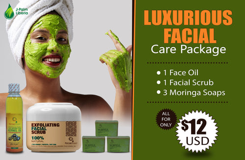Kernel Fresh Luxurious Facial Care Package