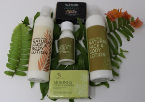 Kernel Fresh Natural Lotions Combo