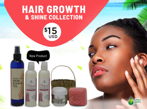 Kernel Fresh Hair Growth & Shine Collection