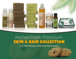 Kernel Fresh Premium Skin and Hair Care Collection