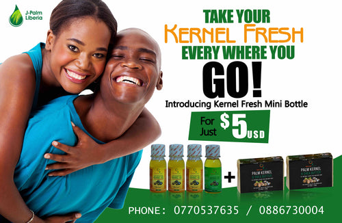 Kernel Fresh Mini Bottle + Soap Deal