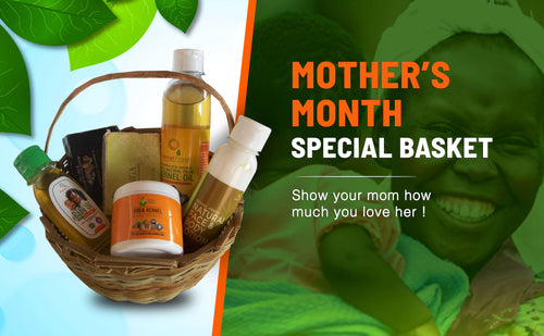 Mothers' Month Special Basket
