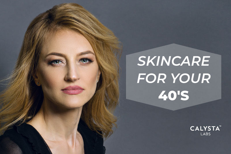 Skincare For Your 40's