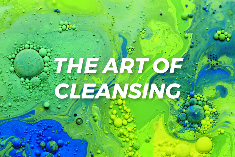 The Art of Cleansing