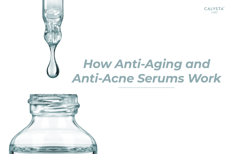 How Anti-Aging and Anti-Acne Serums Work