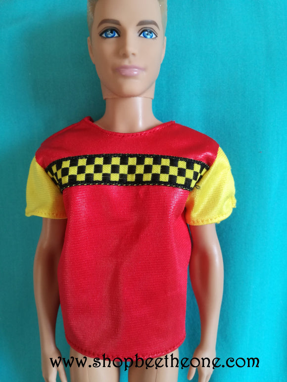 Habillage Mon Premier Ken (Ken My First Fashions) #2945 - Mattel 1992 - Vêtement
