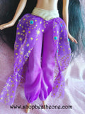 Jasmine Shimmer Princess - Mattel 2008 - Vêtement