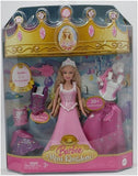Barbie Princesse Clara Mini Kingdom L2719 - Mattel 2006 - Mini Poupée - Vêtements