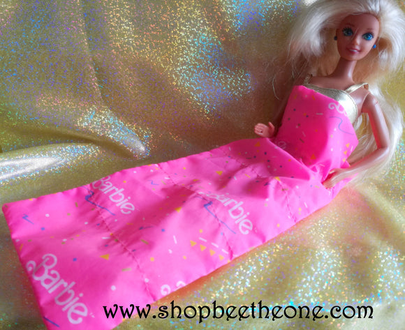 Barbie Dress N Play Slumber set #7597 - Mattel 1992 - Accessoire