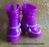 Rarity Rainbow Rocks - Set poupée + poney - Hasbro - 2014 - Chaussures