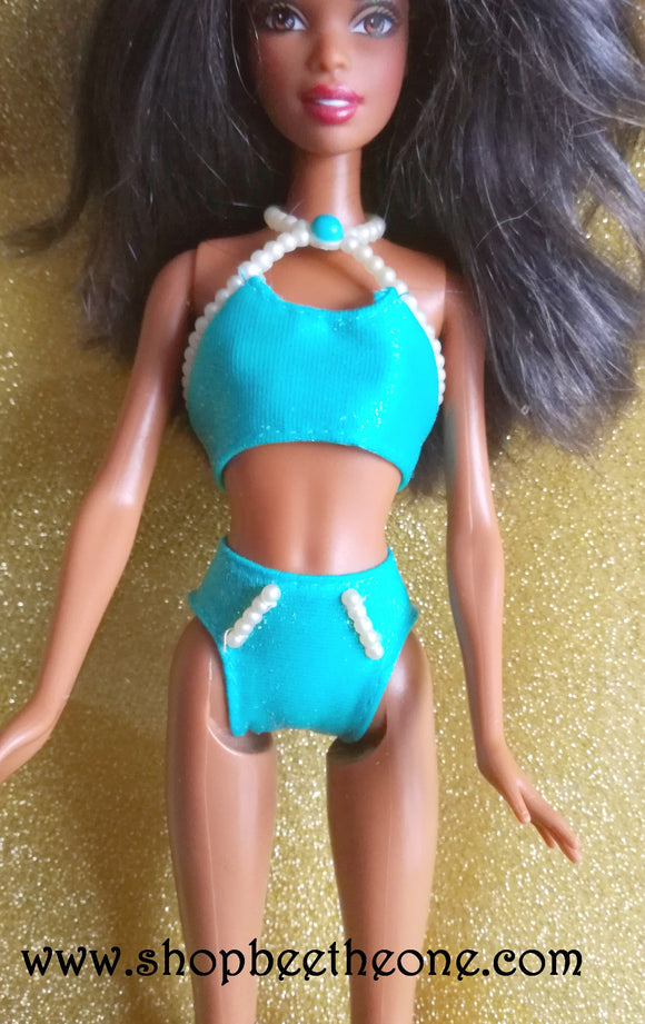 Barbie Pearl Beach - Mattel 1997 - Vêtements