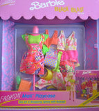 Playset Boutique Sport (Fashion Mall Beach Blast Shop) - Mattel 1991 - Vêtements