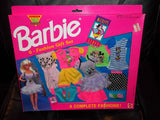 Barbie Fashion Giftset 6-pack Mickey's Stuff #692 - Mattel 1992 - Vêtements