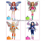 Poupée Winx Club Bloom Lovix Fairy - Witty Toys - 2016 - Exclusivité Chine