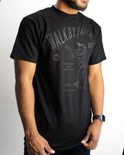 By Faith Tee in Black/Black
