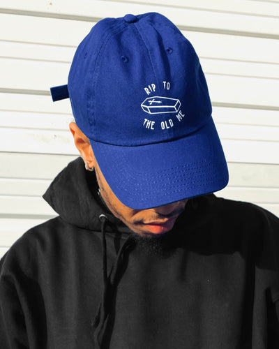 RIP Dad Hat in Blue