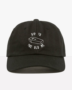RIP Dad Hat in Black