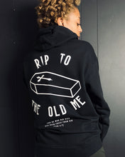 Load image into Gallery viewer, RIP Hoodie in Black