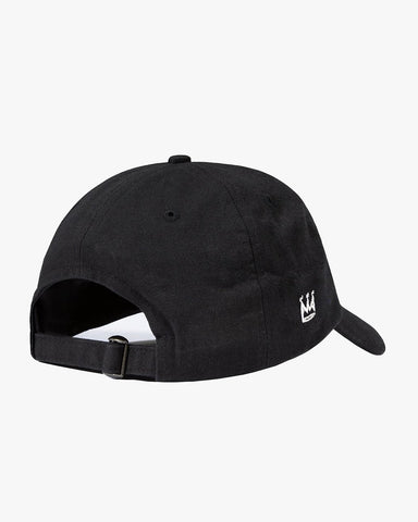 Not Me Dad Hat in Black (Embroidered)