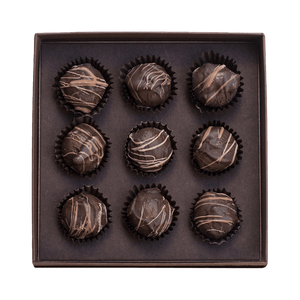 Honey Whiskey Truffles - Catskill Provisions