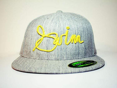 Swinn Hat L/XL (7-1/4 - 7-5/8) The Fitted Cursive Hat