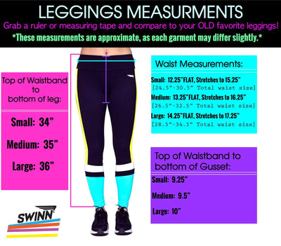 SWINN Small The Skywalker Legging by Swinn
