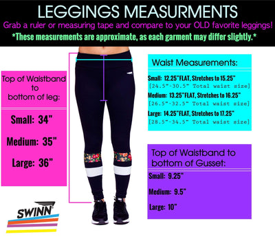 SWINN Small The Zone Legging by Swinn - Limited Edition
