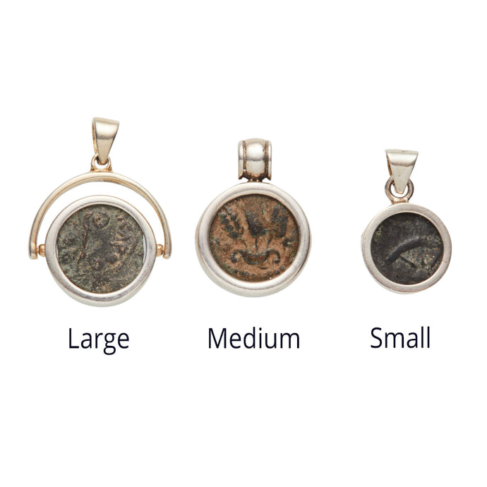 Ancient Coin Setting